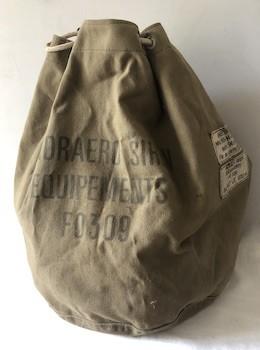 Ancien sac polochon militaire - Armée de l'air